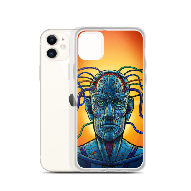 Input-Output – Coque pour iPhone